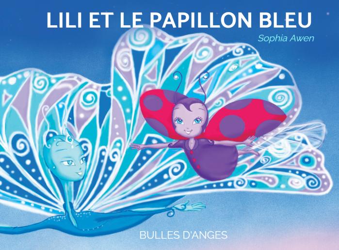 Lili et le papillon bleu 5